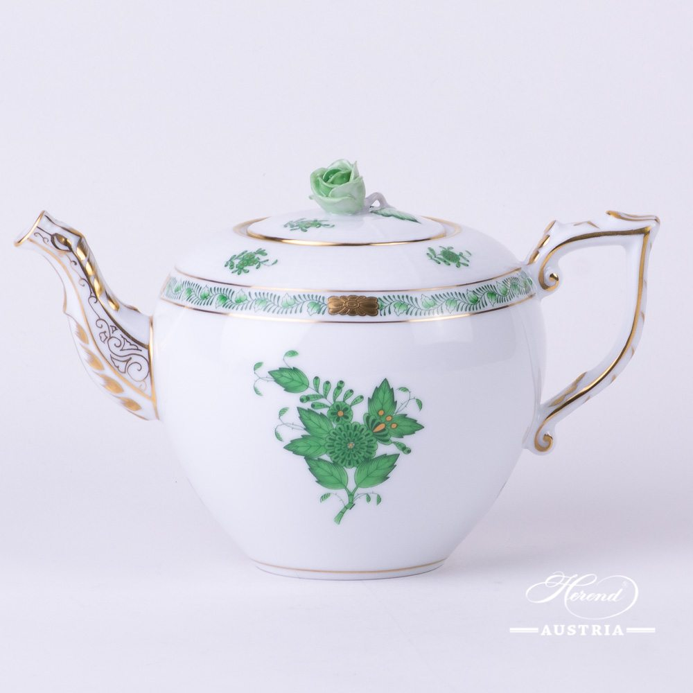 Apponyi Green Tea pot 604-0-09 AV