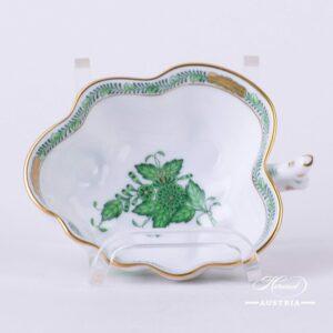 Apponyi Green sugar bowl 492-0-00 AV