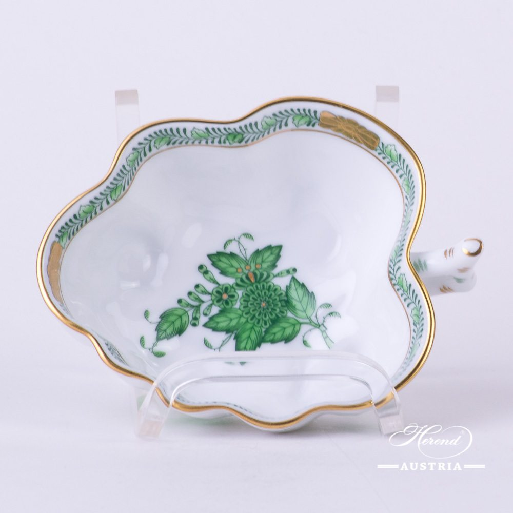 Apponyi Green sugar bowl 492-0-00 AV