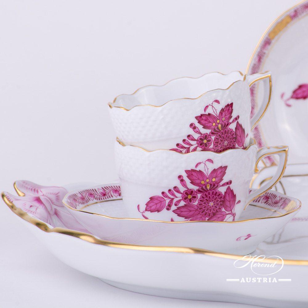 Apponyi Pink Mocha set