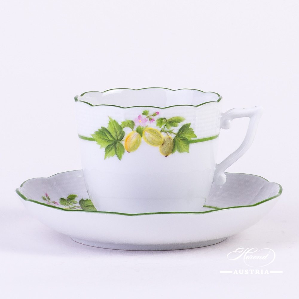 Bacci Fere Coffee cup 706-0-00 BAC - Herend porcelain