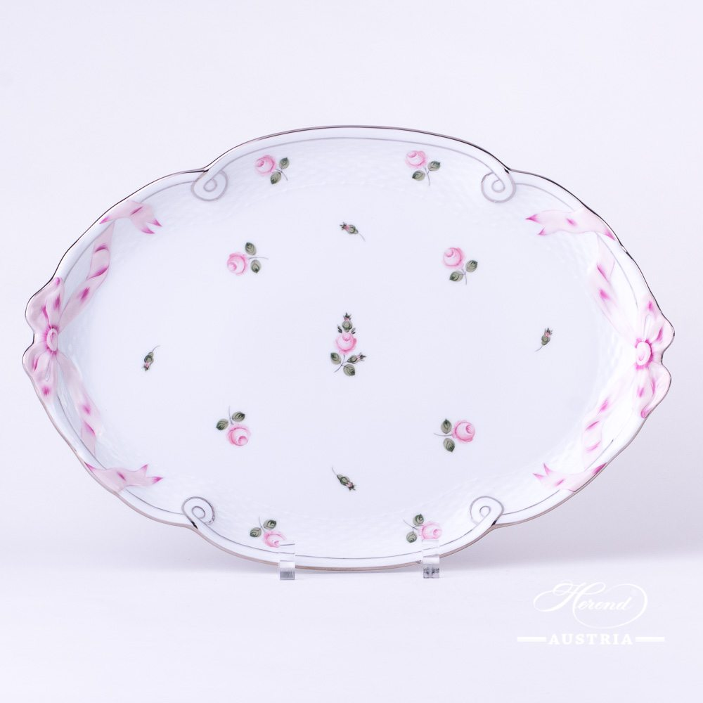 Vienna Rose platter