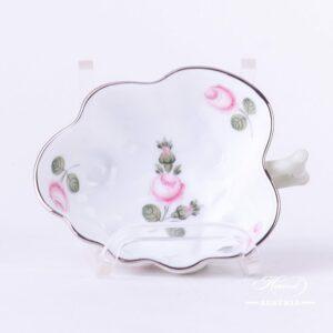 Vienna Rose Platinum Sugar bowl
