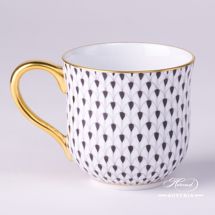 Black Fish Scale - Universal Cup