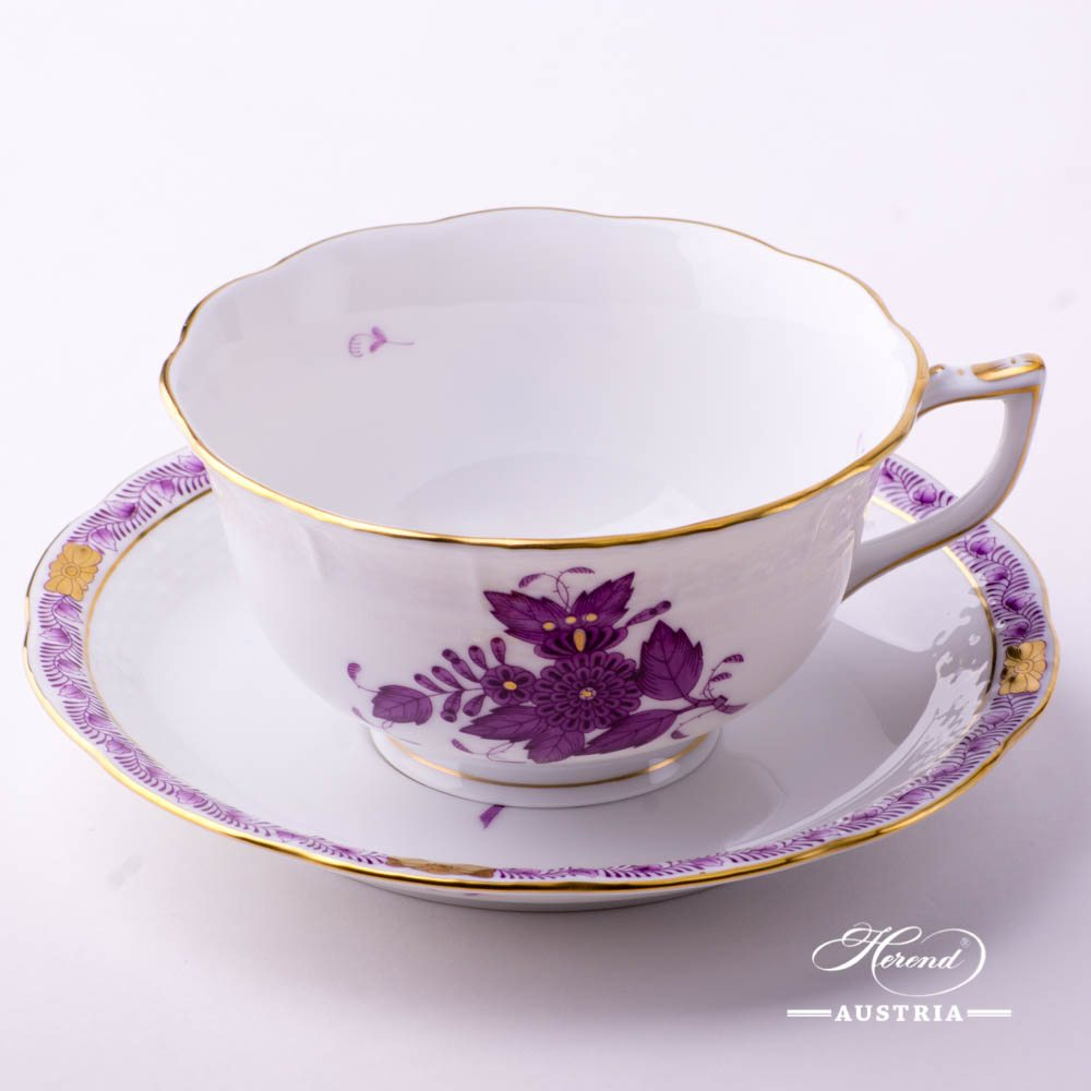 Apponyi / Chinese Bouquet Lilac - Tea Cup