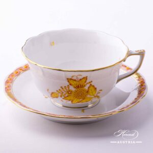 Apponyi  / Chinese Bouquet Yellow - Tea Cup