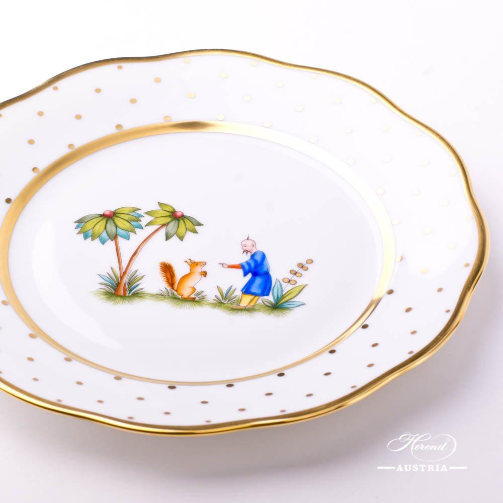 Dessert Plate - Oriental Showmen
