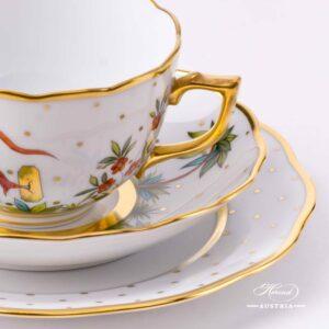 Mini Tea Set - Oriental Showmen