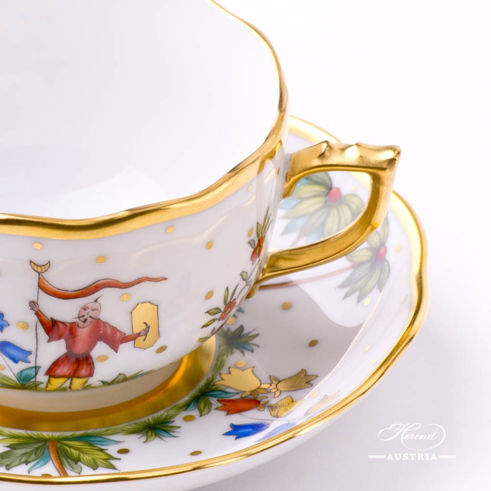 Tea Cup - Oriental Showmen