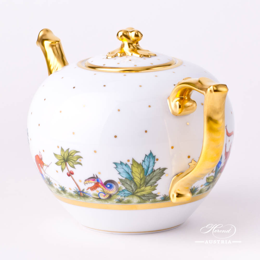 Oriental Showmen FODO - Tea Pot