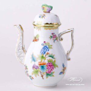 Queen Victoria VBO - Coffee Pot