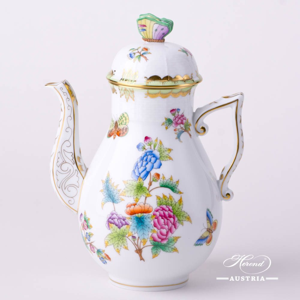 Queen Victoria VBO - Coffee Pot