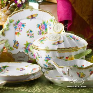 Queen Victoria VBO - Dinner Set