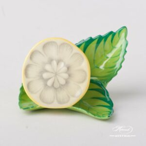 Naturalistic - Lemon Menu Holder - 2 pc