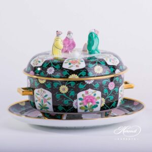 Tea Caddy - Oriental Style