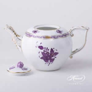 Tea Pot - Chinese Bouquet / Apponyi Lilac