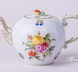 Tea Pot - Fruit Bouquet