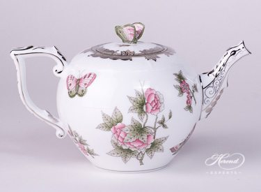 Tea Pot - Queen Victoria Platinum