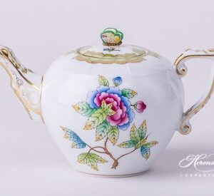Tea Pot - Miniature - Queen Victoria
