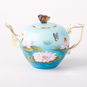 Tea Pot - Water Lily