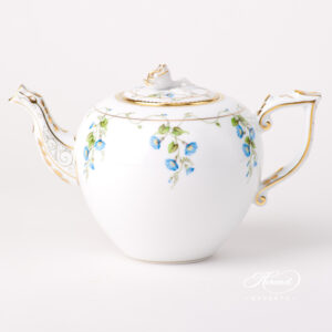 Tea Pot w. Rose Knob - Nyon