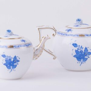 Tea Pot - Apponyi Blue