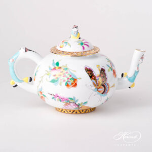 Tea Pot - Luxurious Butterfly
