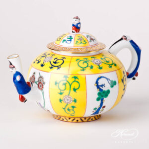 Tea Pot - Siang Yellow