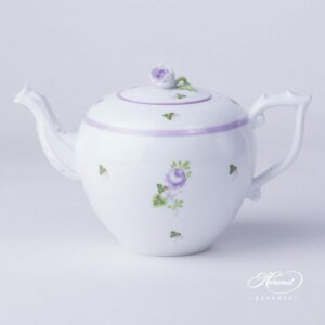 Tea Pot - Vienna Rose Lilac