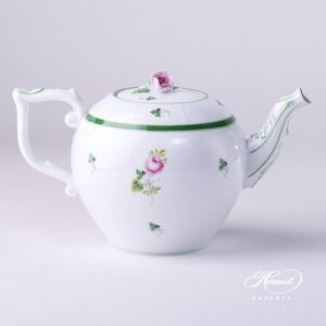 Tea Pot - Vienna Rose