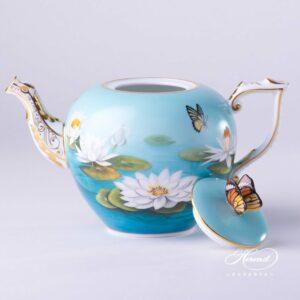 Tea Pot - Water Lily
