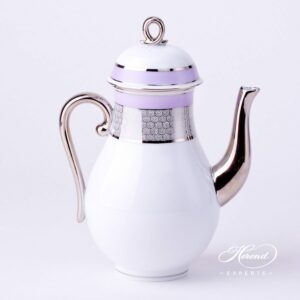 Coffee Pot - Orient Lilac