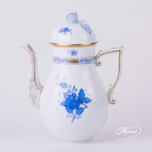 Coffee Pot - Apponyi Blue