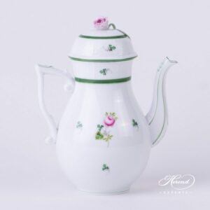 Coffee Pot - Vienna Rose