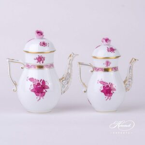 Coffee Pot - Apponyi Pink