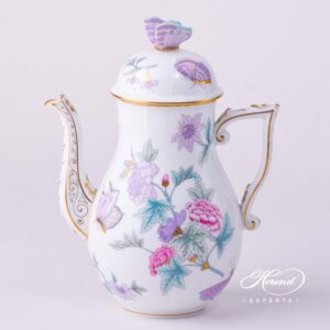 Coffee Pot - Royal Garden