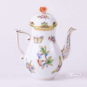 Coffee Pot - Queen Victoria