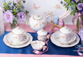Herend Eden Tea sets-9